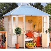 Chatsworth Rowlinson Summerhouse (2.65m X 2.19m)
