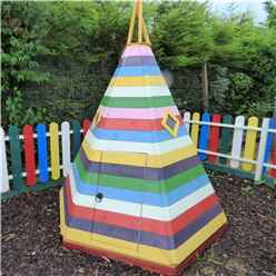7 x 6 Superior Wigwam Playhouse