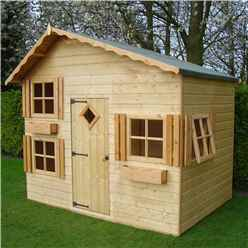8 x 6 Superior Apex Playhouse