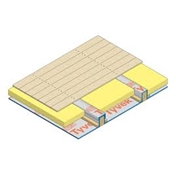 Floor Insulation Less Than 8m
