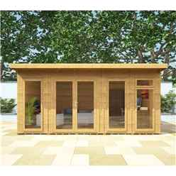 Avon 5m x 4m Insulated Garden Room - INCLUDES FREE INSTALL