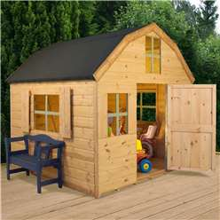 Barn Playhouse 6 x 6