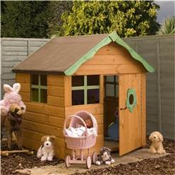 Playhouse 4 x 4
