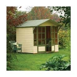 9 x 7 Eaton Nantwich Summerhouse