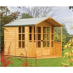 8 x 7 Nantwich Arley Summerhouse