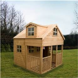 Playhouse - Double Storey - 7 x 7